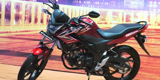 Harga Terbaru Motor Honda CB150R StreetFire