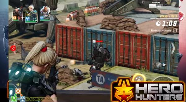 download game online terbaik  Hero Hunter