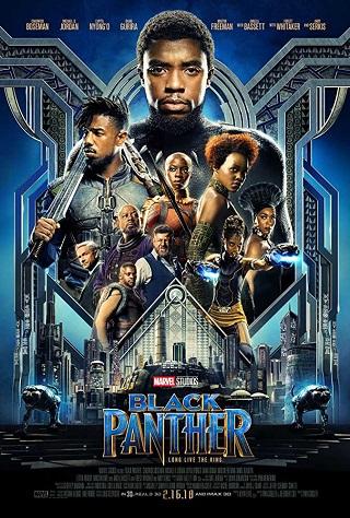 Black Panther 2018 Dual Audio ORG Hindi 480p BluRay ESubs Download