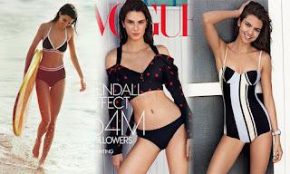 Kendall Jenner, Vogue Magazine Photoshoot