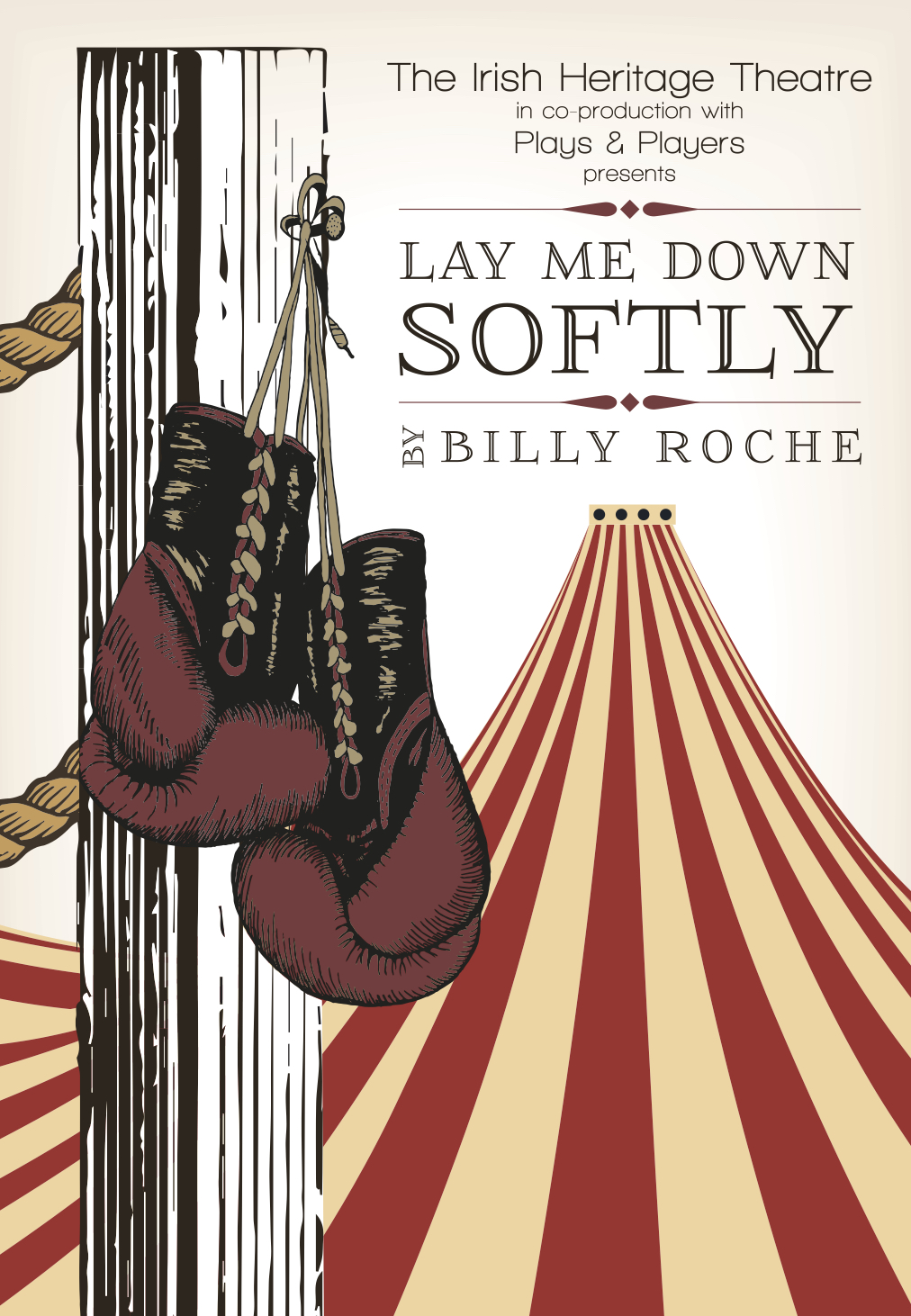 irish heritage theatre s lay me down softly rough but not ready