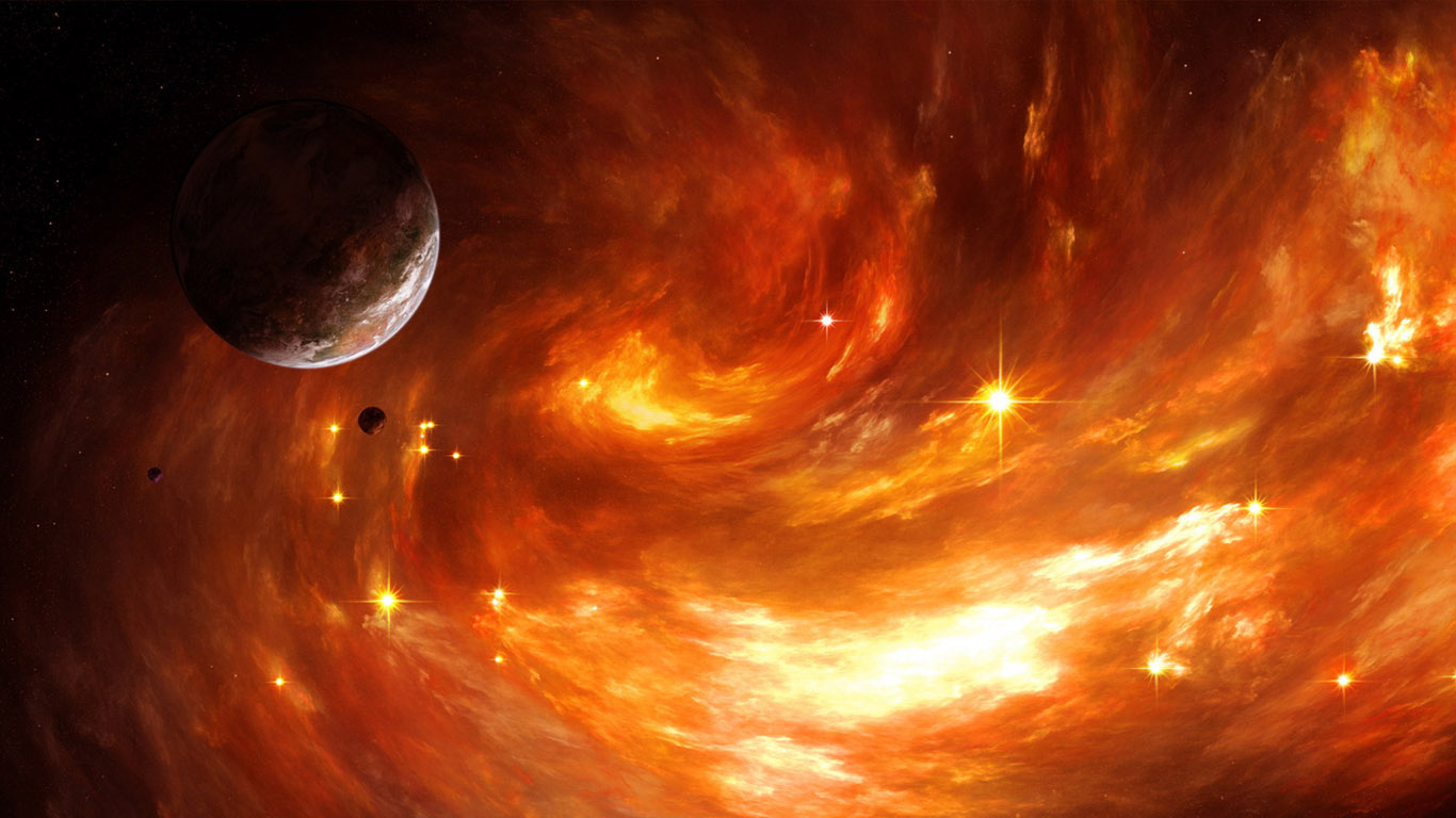 180 Impressive Digital Art- Space HD Wallpapers
