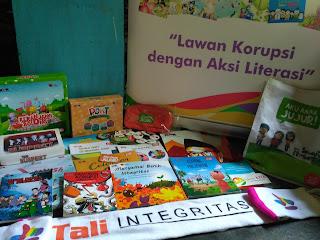 Oleh - oleh Dari Jakarta Program Tali Intregitas