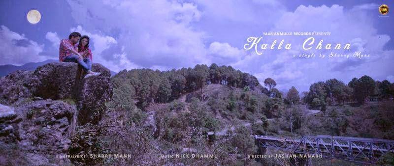 Kalla Chann Lyrics - Sharry Mann