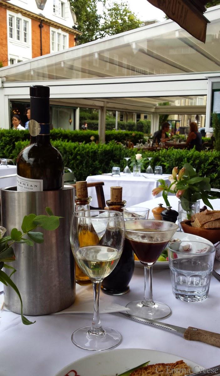 Italian Restaurant Chelsea Manor Street
