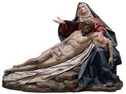 Gregorio Fernández fue uno de los escultores del Barroco que más contribuyó a crear la imaginería propia de la Semana Santa española.