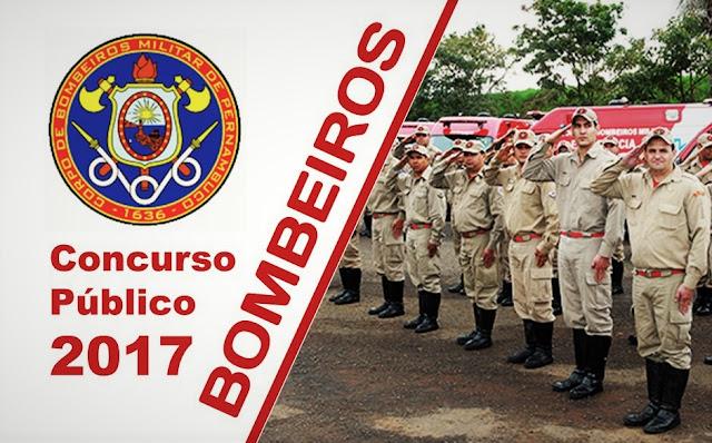 Processo Seletivo para o Corpo de Bombeiros Militar de Pernambuco