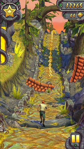 Imangi Studios has released an update for its  Temple Run ii 1.12.1 APK