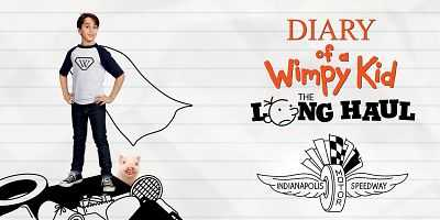 Diary Of A Wimpy Kid The Long Haul (2017) Hindi 300MB Download Dual Audio BluRay 480p