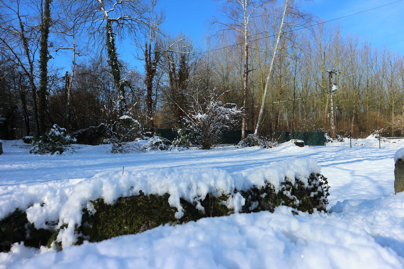 More snow in France / Heather Townsend / Suncream and Sparkles