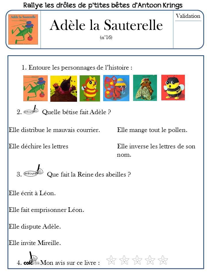 image drole questionnaire