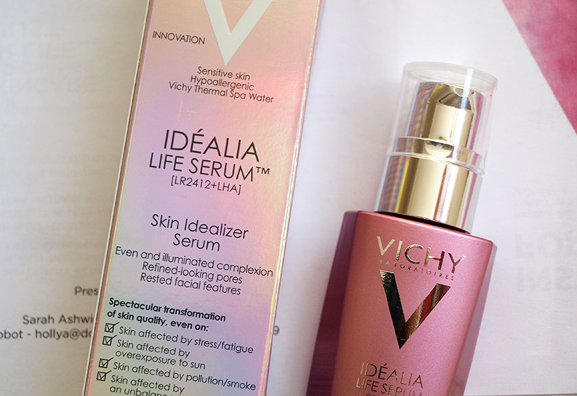 vichy idealia sample