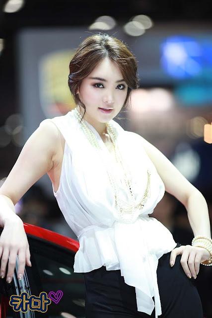 KONTES SEO: Korean Model Choi Jung Won - Winter Fashion