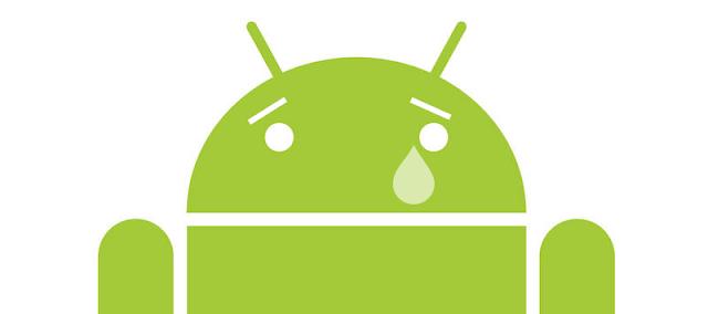 Android chegando ao fim