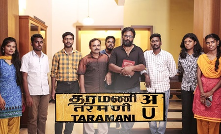 Interview with Director Ram – Q & A on Taramani