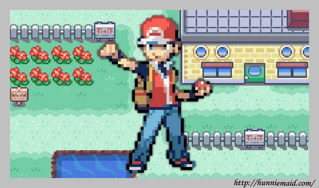 Pokemon Leaf Green Gba Rom