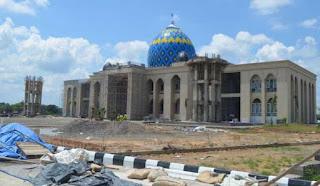 Baitul Makmur, Masjid Raya Sekayu