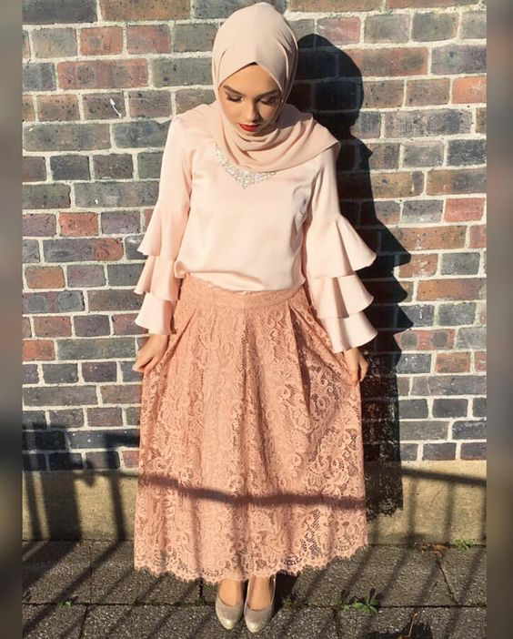Très 20 Modèles Hijab Moderne Pour 2018 : Les meilleurs styles  AW39