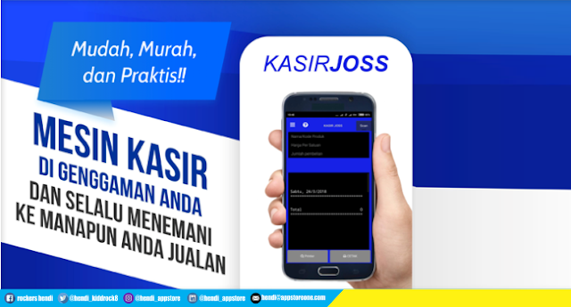 Download Software Kasir Berbasis Android