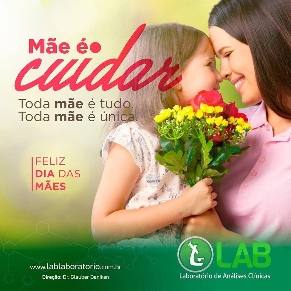 Laboratório LAB faz homenagem ao Dia das Mães