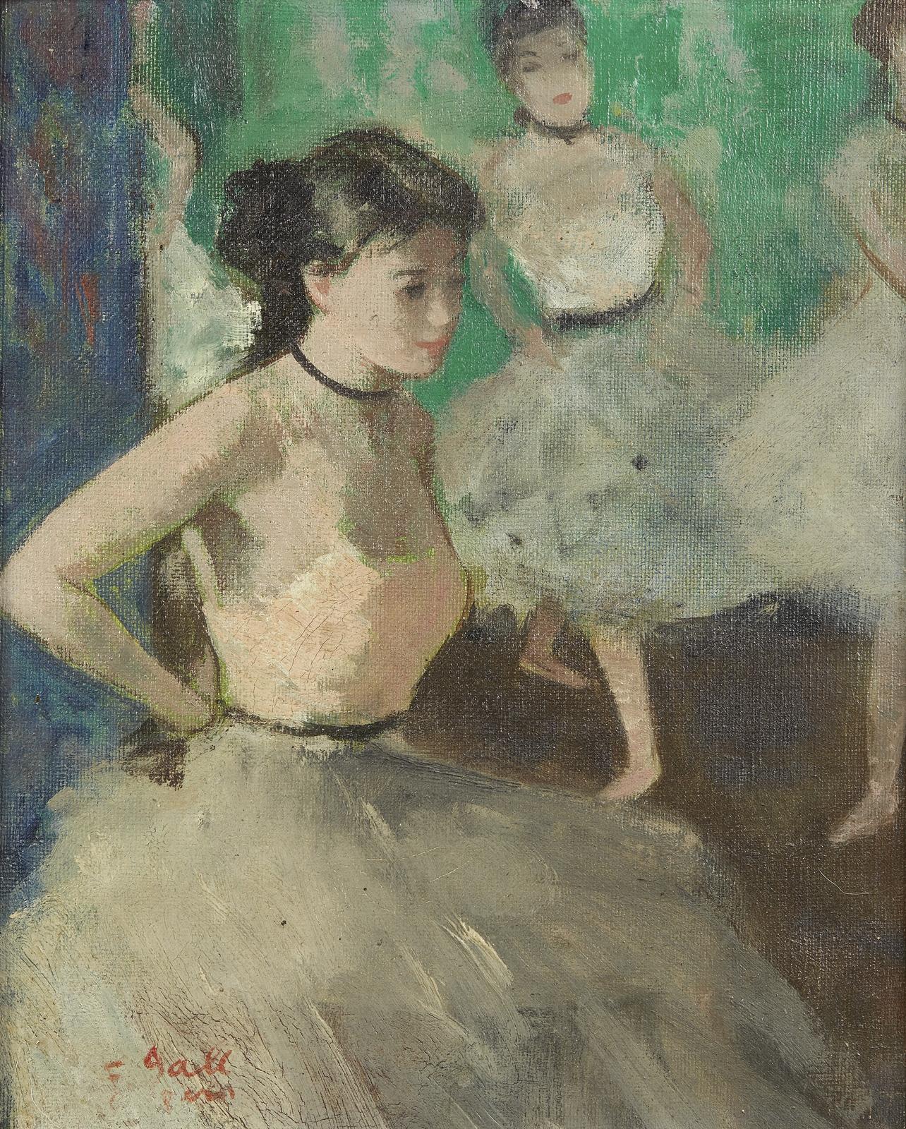 Por Amor Al Arte François Gall 1912 1987