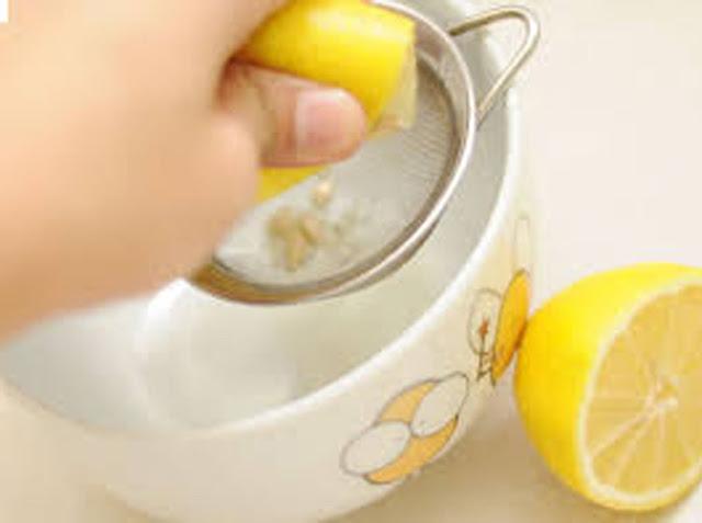 خلطة سحرية بواسطة الليمون لتبييض الكوعين فى دقائق لا تفوتك