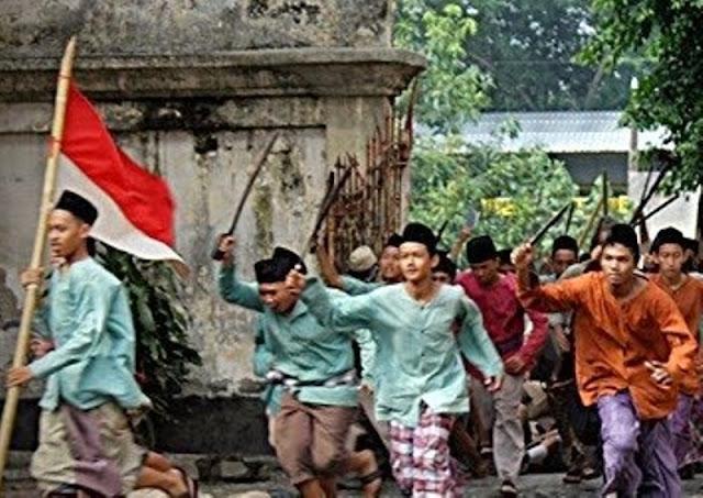 sejarah jihad santri dan kiai