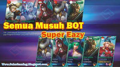 Script BOT Mobile Legends Patch Kadita, Asli No Kaleng Kaleng