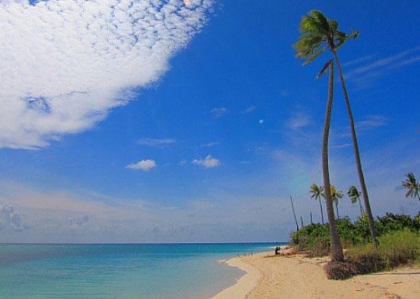Foto Pulau Lantigiang, Taman Nasional Taka Bonerate, Kabupaten Kepulauan Selayar
