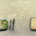 TS4 Salad and Chicken Wrap