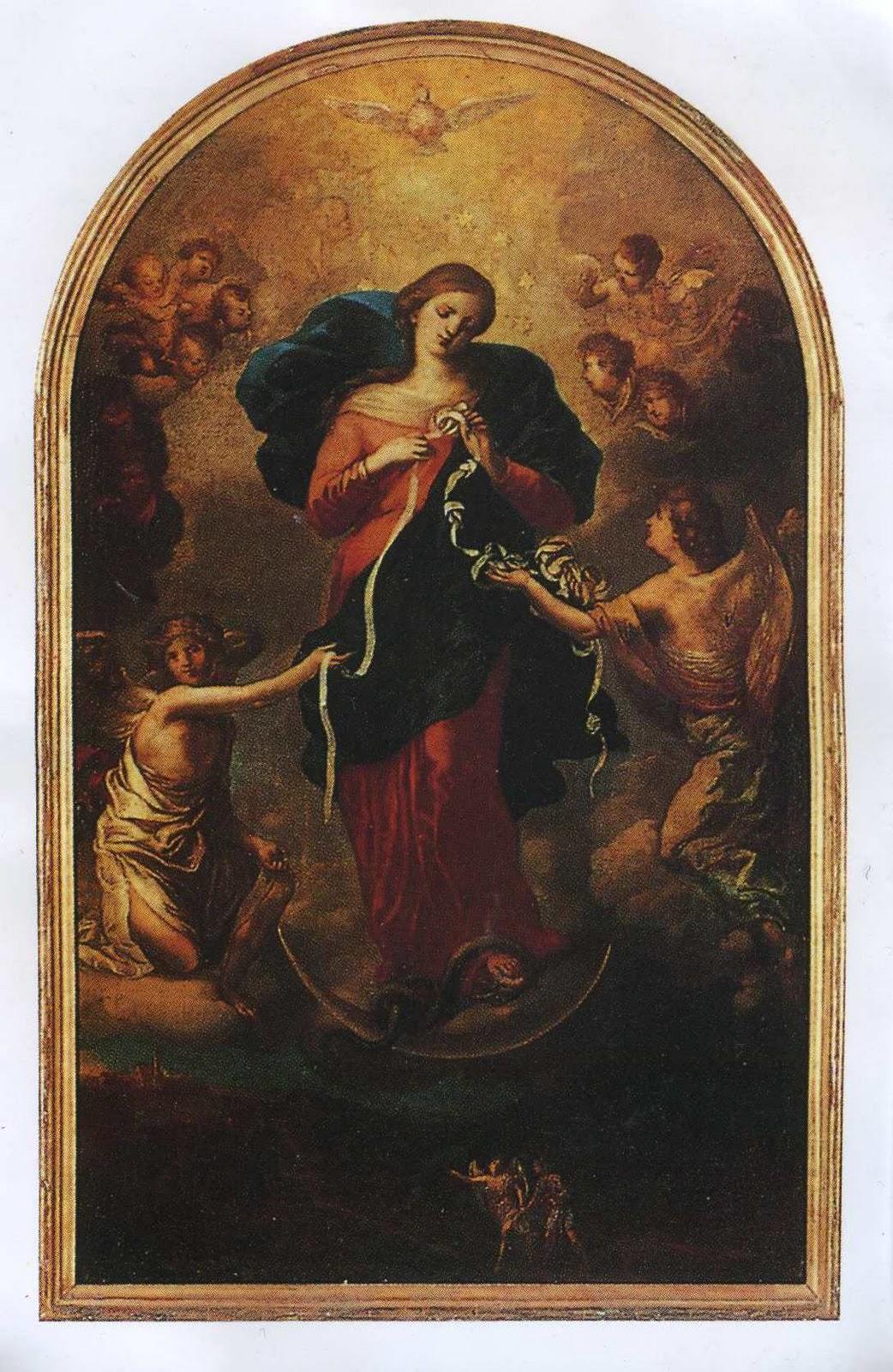 Parece Copmariciom Maria Diosas Se Virgen De Otras La En Que