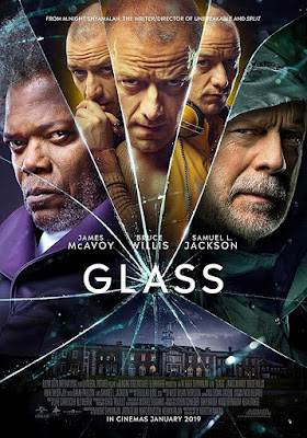 Sinopsis Film Glass (2019).