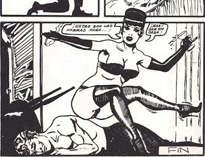 comic BDSM antologia luis vigil gene bilbrew eneg