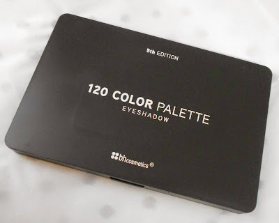 bh Cosmetics 120 Color Eyeshadow Palette 5th Edition