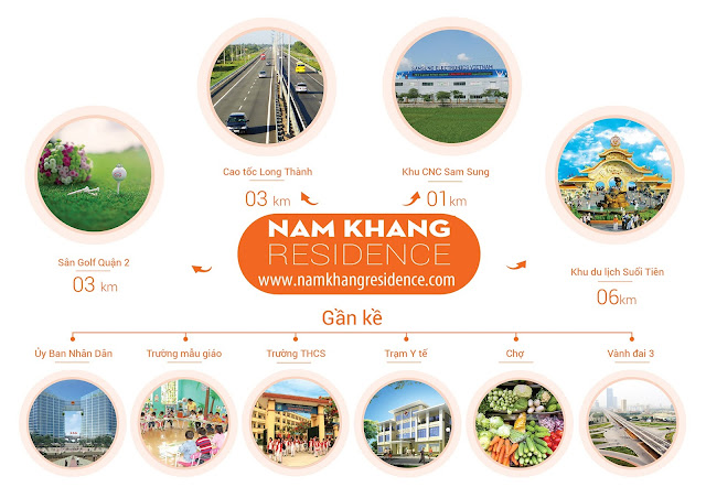 KDC Nam Khang Residence