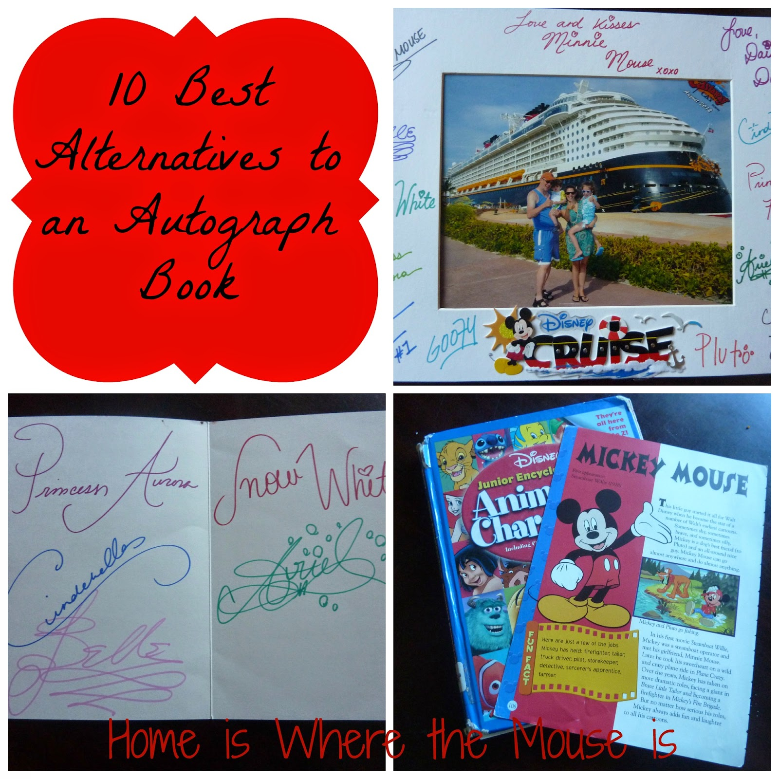 10 Best Unique Alternatives To An Autograph Book Home Is