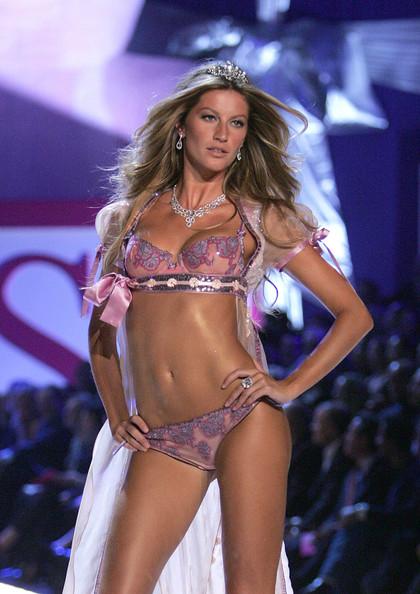 TOP HOT MODELS Gisele Bundchen Victorias Secret Angels