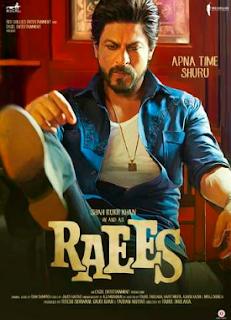 Raees 2017 Hindi 700MB