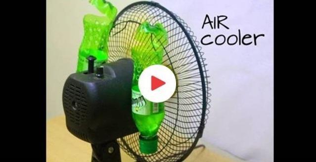 [VIDEO] Ajar anda macam mana buat Aircorn guna botol plastik!! Idea yang sangat bagus!!