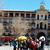 Baja el número de viajeros y las pernoctaciones en Toledo