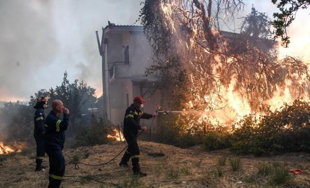 Φωτιά Εύβοια: Πληθαίνουν οι ενδείξεις για εμπρησμό – Οι περίεργες κινήσεις