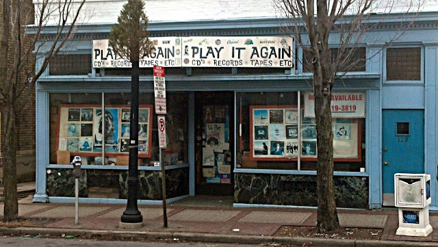 Play It Again Record Store Bethlehem Pa.