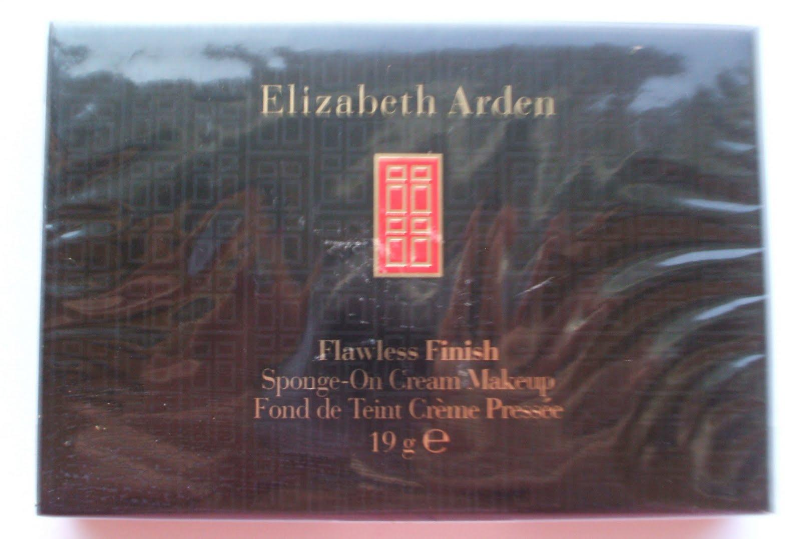 Definitelybeauty Elizabeth Arden Flawless Finish Compact