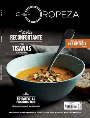 Chef Oropeza - Octubre 2017