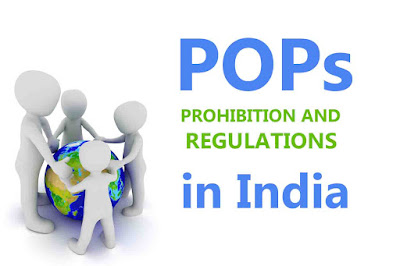 POPs in India Rules