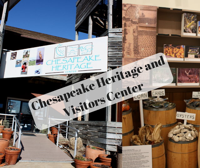 Chesapeake Heritage and Visitors Center in Maryland