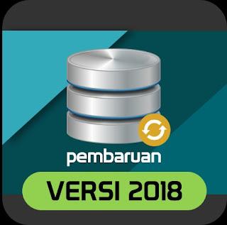 Download Aplikasi Dapodikdasmen Versi 2018 (2017 D) Tahun Pelajaran 2017/2018 Semester 1