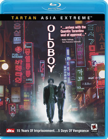 Oldboy 2003 Dual Audio Hindi Bluray Download