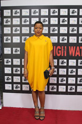Tope Oshin, Ashionye Raccah, Wole Ojo, Daniel K Daniel, others step out for GAY theme film 'Hell or High Water' premiere