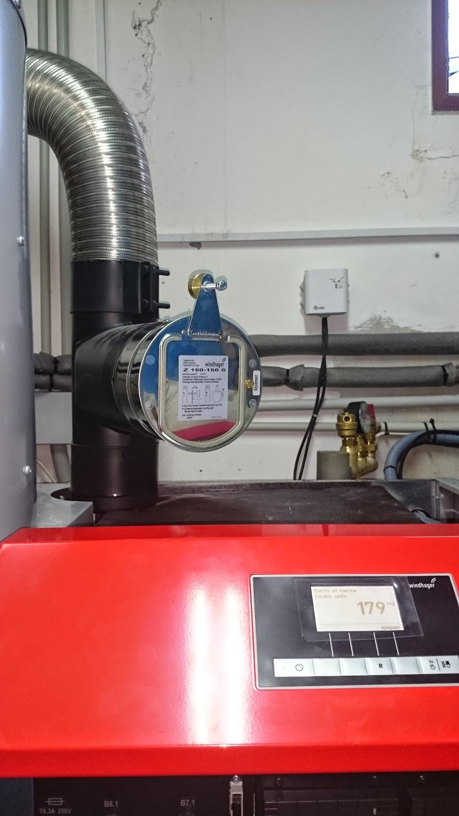 De salida calentando motor - 3 part 8